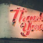 Many (many!) thanks